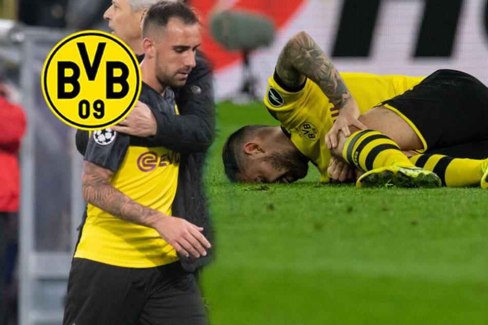 BVB-Abgang von Paco Alcacer bereits im Winter? Dortmund ab dieser Summe gesprächsbereit!