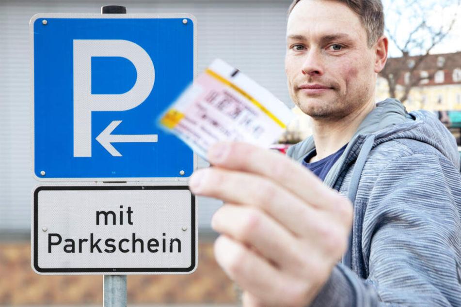 Preis-Hammer in Dresden: Parken soll bald bis zu 72 Euro kosten - pro Tag!