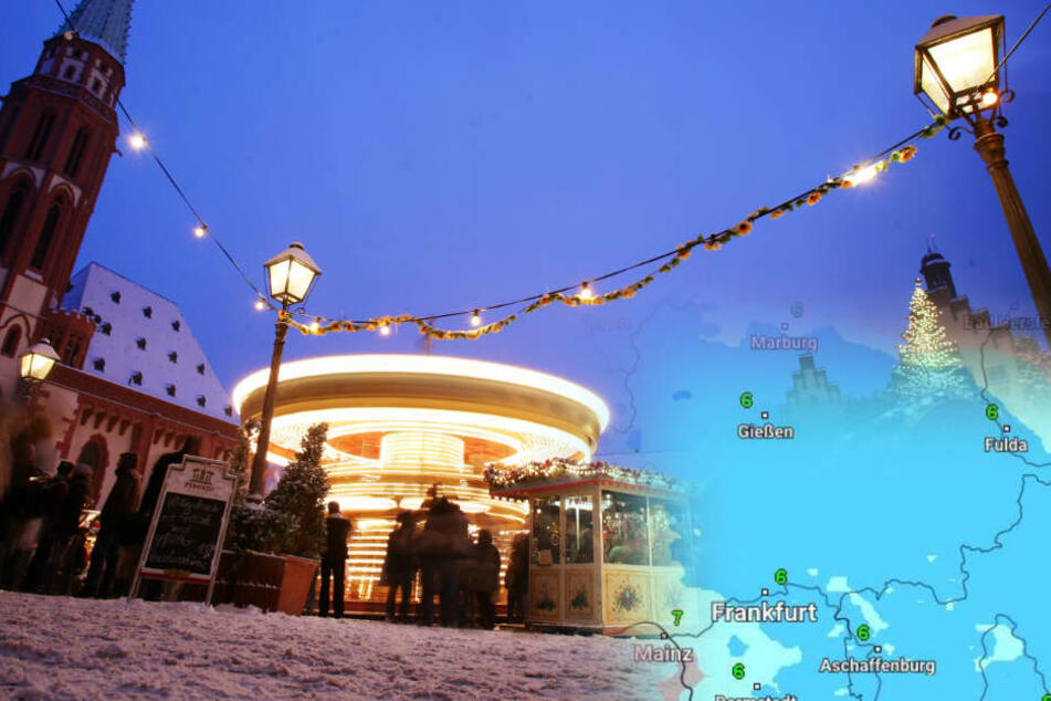 Regen am vierten Advent: Wie stehen die Chancen auf weiße Weihnachten?
