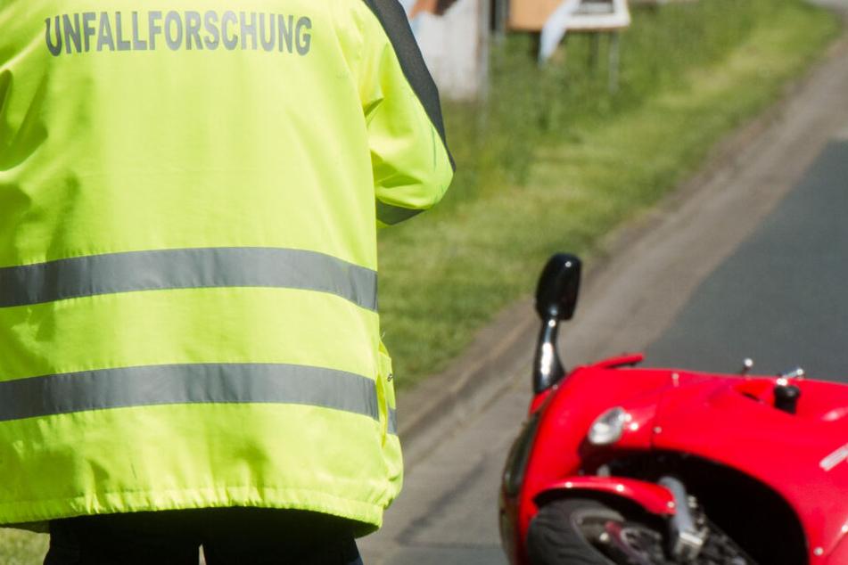Ein Gutachter wurde von der Staatsanwaltschaft beauftrage den genauen Unfallhergang nachzuvollziehen. (Symbolbild)