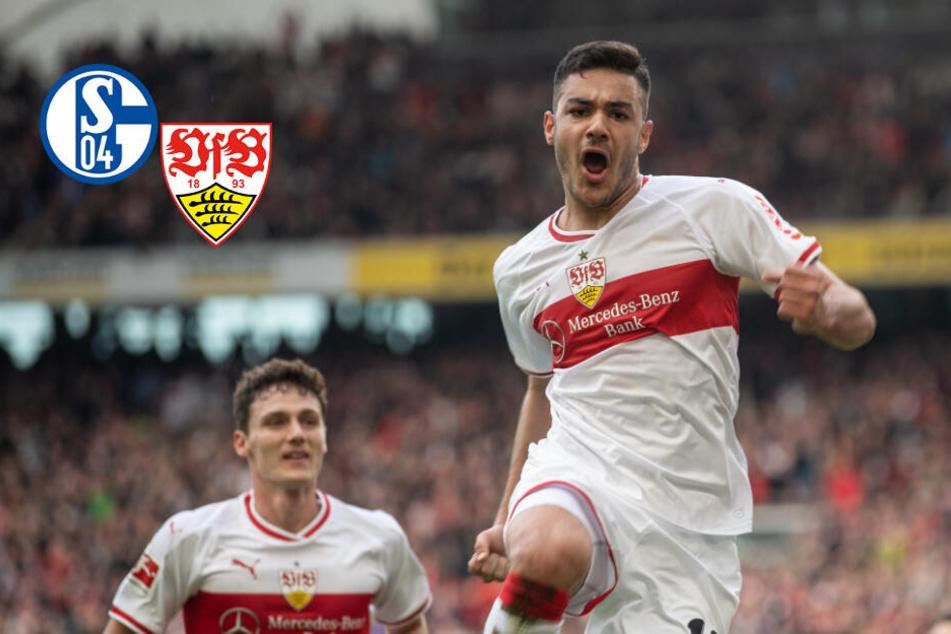 Schalke sticht die Konkurrenz aus und schnappt sich Kabak vom VfB Stuttgart