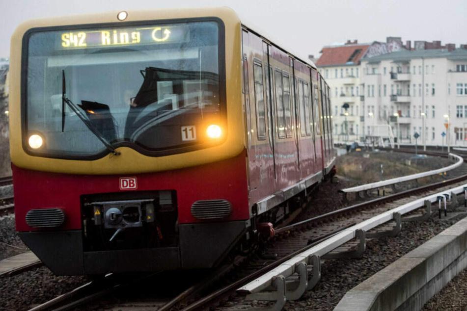 Der Berliner S-Bahnring war am Mittwoch zwischenzeitlich lahmgelegt.