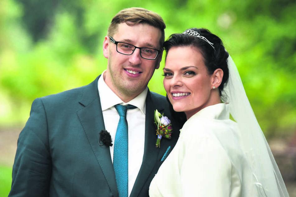 Die Hochzeitsglocken sind längst verstummt: Rico Rudolph (36) war in seine Blitz-Braut Romy  (29) nie richtig verliebt.