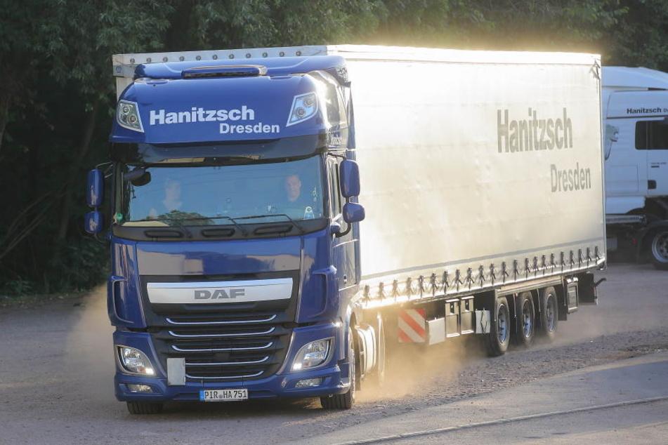 Ein LKW ist Kraftpaket, Arbeitsplatz und Wirtschaftsmotor in einem.