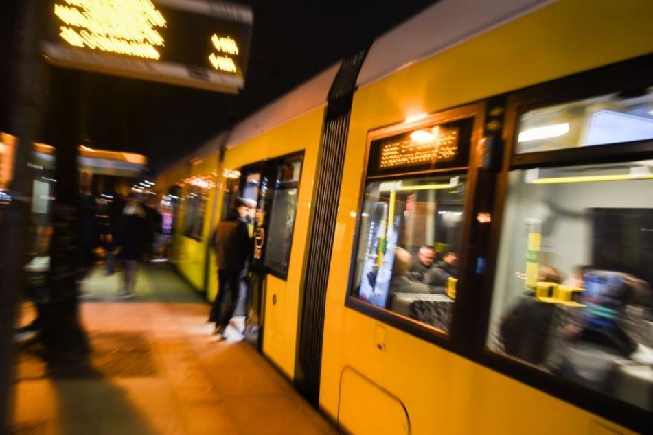 Die Bahn war auf dem Weg ins Depot. (Symbolbild)