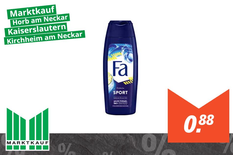 Fa Duschgel für 0,88 Euro
