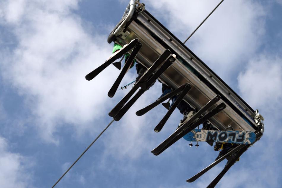Die Liftbetreiber zeigen sich nach der Skisaison durchaus zufrieden. (Symbolbild)