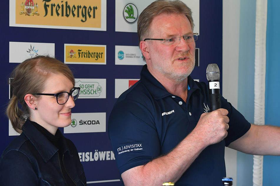 Der neue Trainer peilt die direkte Play-off-Qualifikation an.