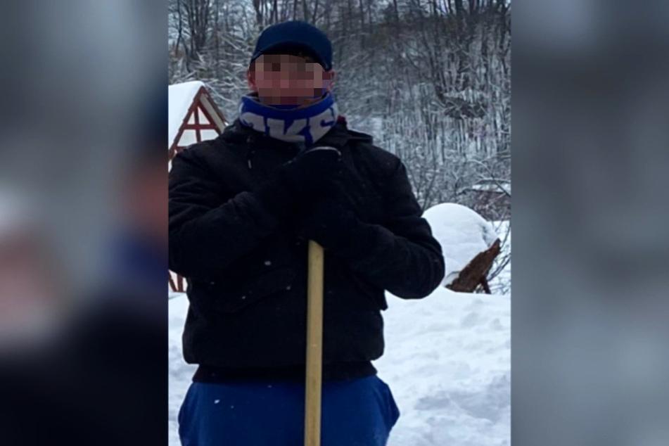 Mit diesem Foto suchte die Polizei nach dem Vermissten. Inzwischen ist der 17-Jährige gefunden worden.