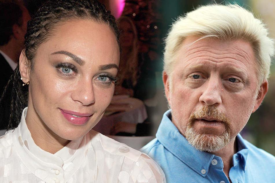 Boris Becker: Polizeieinsatz vor Villa in London