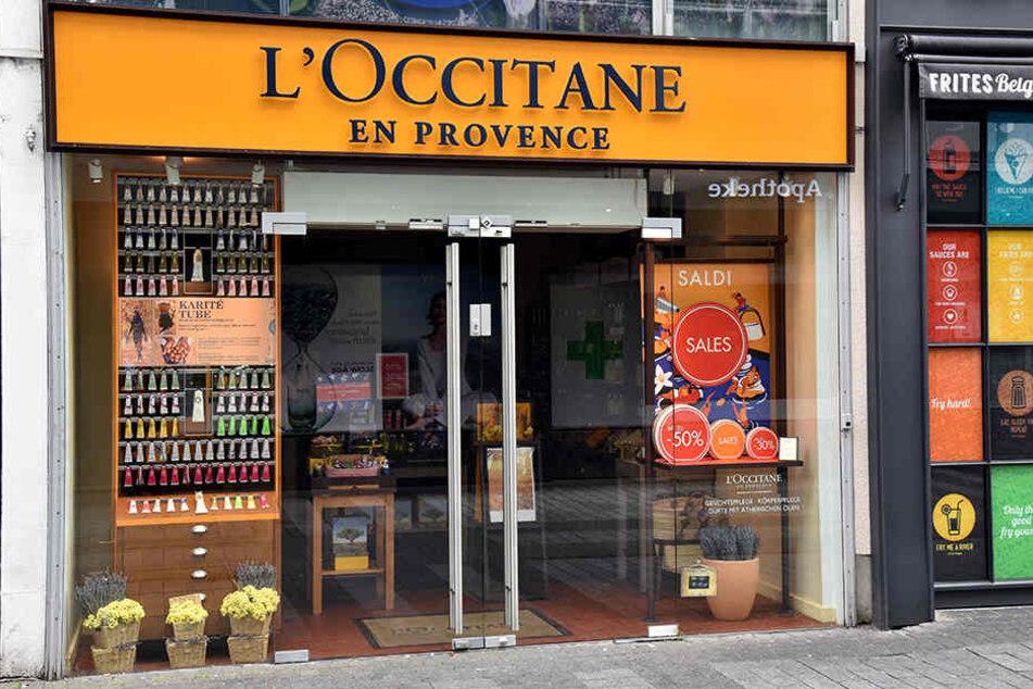 In OWL ist es die erste richtige L'Occitane-Filiale.