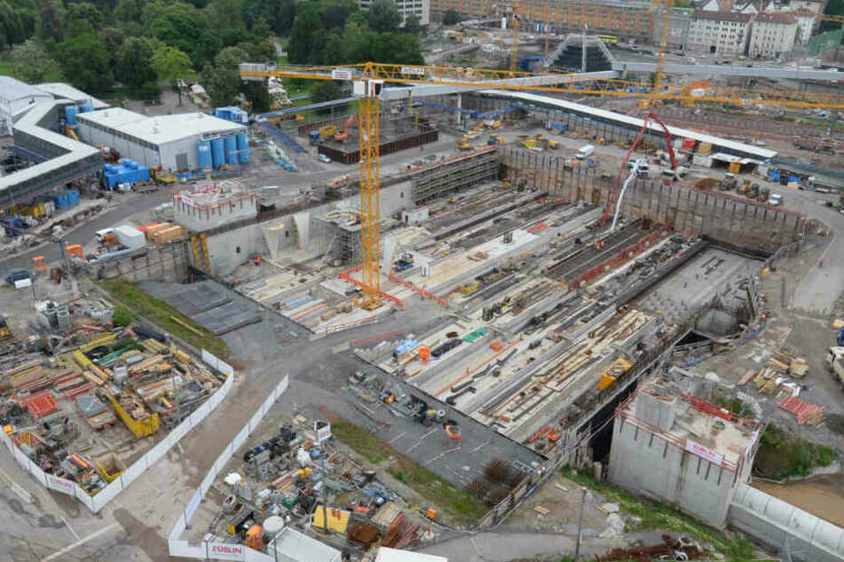 Geht Milliarden-Projekt Stuttgart 21 mit veralteter Technik an Start?