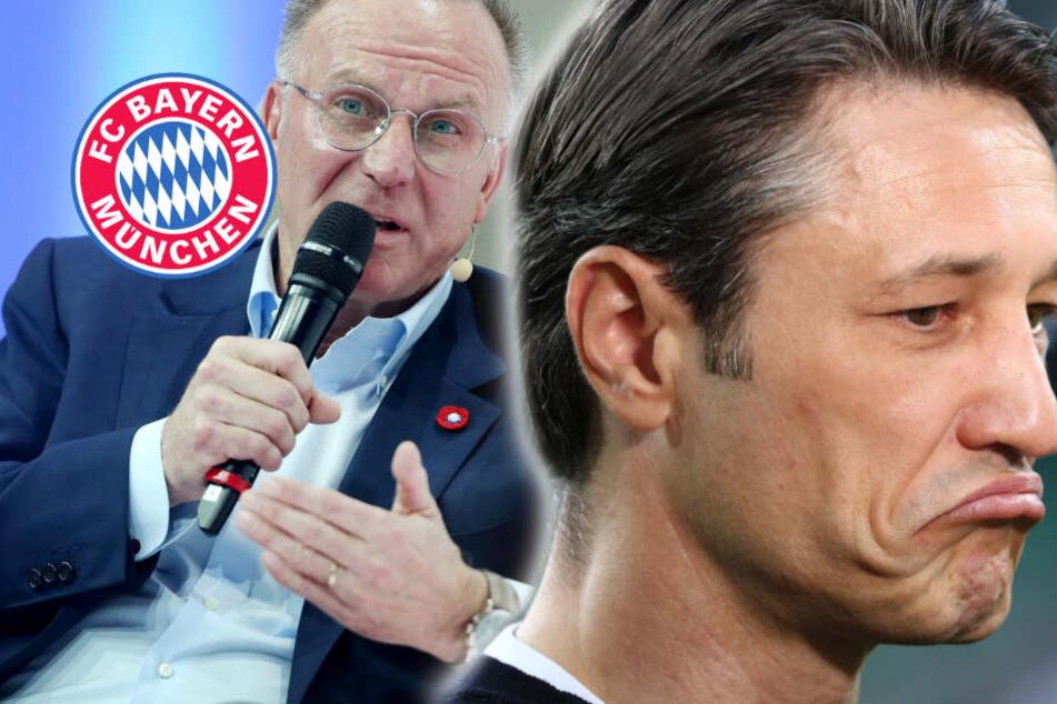 Keine Job-Garantie? So geht Bayern-Trainer Kovac damit um