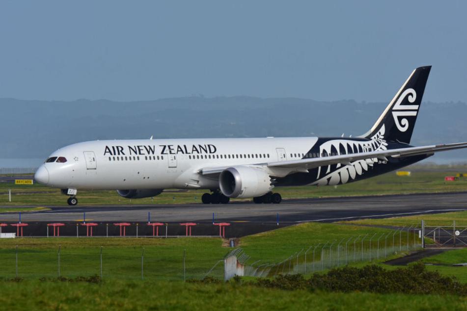 Air New Zealand möchte direkt von Auckland nach New York fliegen.