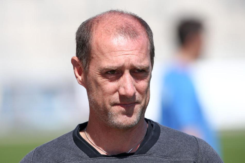 Kurzurlauber: FSV-Coach Joe Enochs bastelt lieber am neuen Kader.