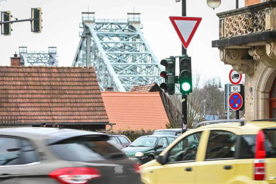 Schon wieder zwei Grüne Pfeile in Dresden verschwunden