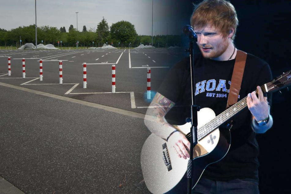 Bei Absage an Ed Sheeran: Düsseldorf droht dramatischer Image-Schaden