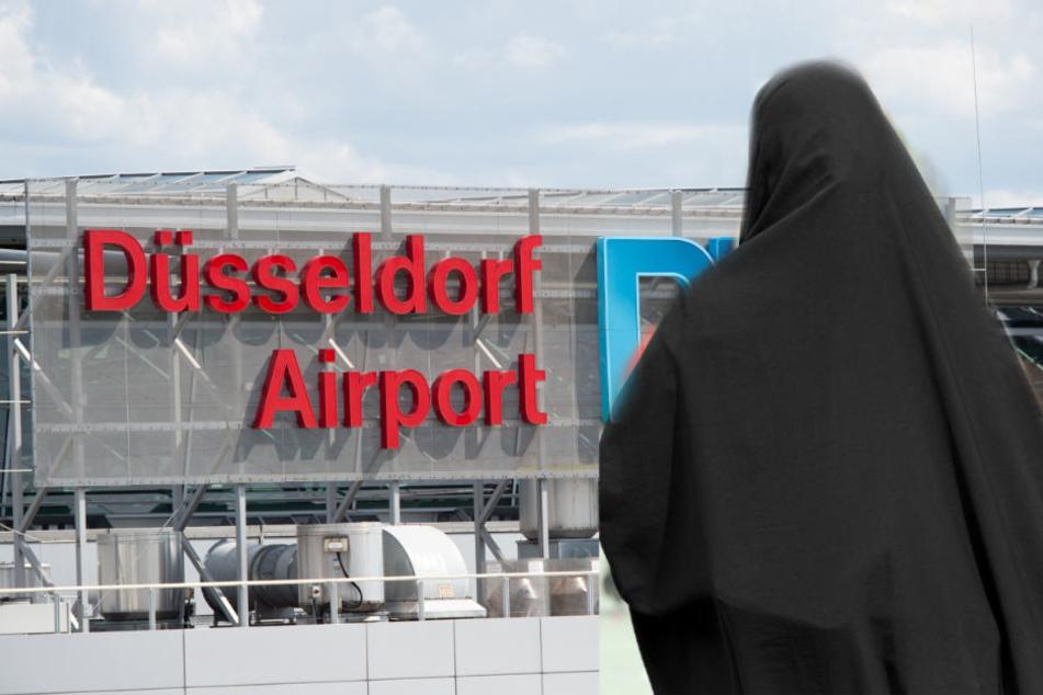 Am Freitagmorgen wurde die heute 20 Jahre alte Sarah O. nach Deutschland zurückgeflogen und festgenommen. (Symbolbild)