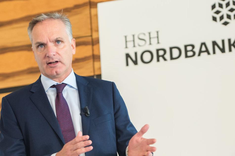 Stefan Ermisch, Vorstandsvorsitzender der HSH Nordbank.
