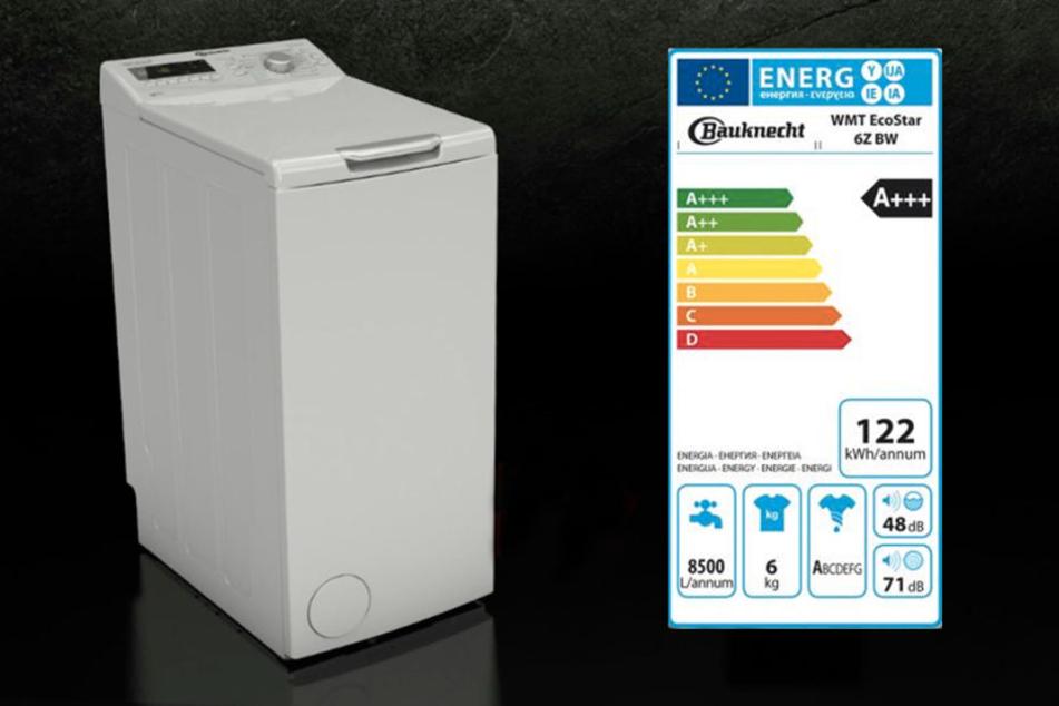 Kaufst Du Die Waschmaschine Von Bauknecht Sparst Geld Energie Und Wasser