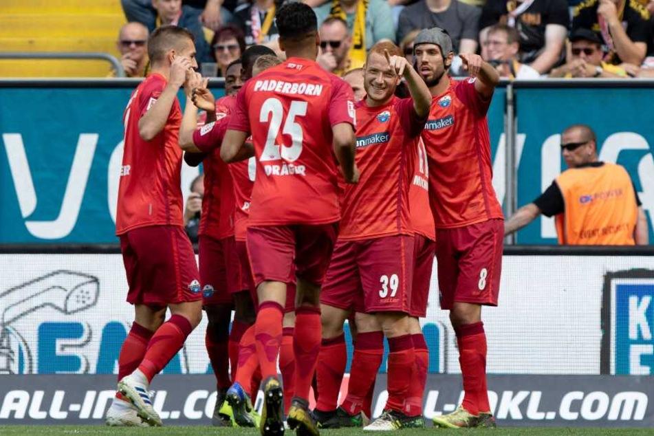 Die SCP-Kicker sind zurück in der Bundesliga.