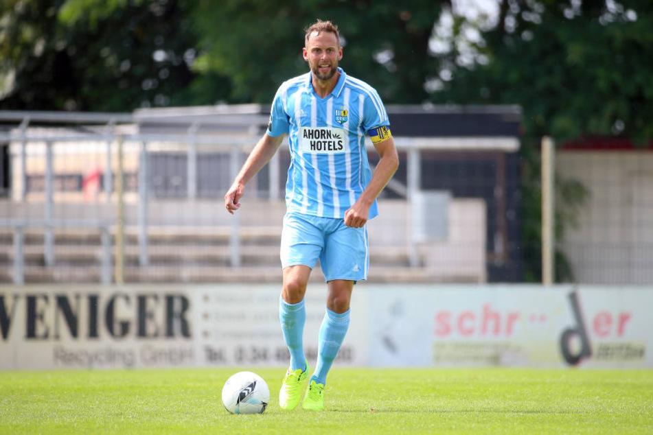 Marc Endres ist der neue CFC-Kapitän.