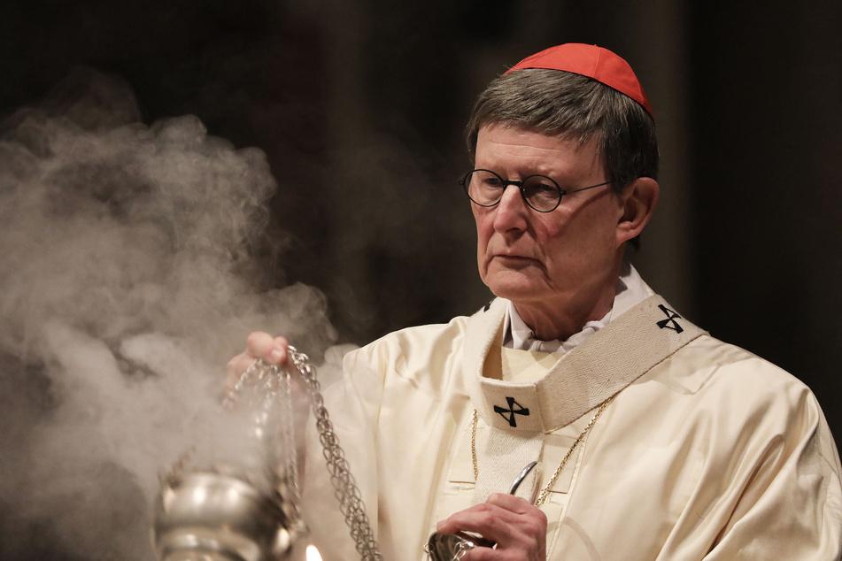 Der Kölner Kardinal Rainer Maria Woelki (64) hält das Missbrauchsgutachten weiterhin unter Verschluss.