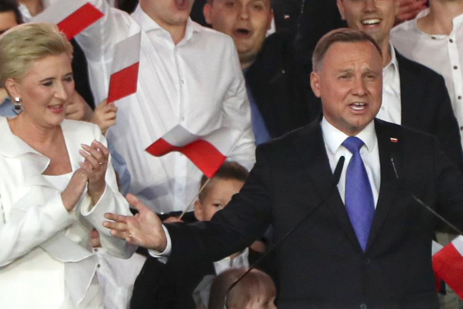 Tausende Beschwerden zurückgewiesen: Präsidentenwahl in Polen gültig