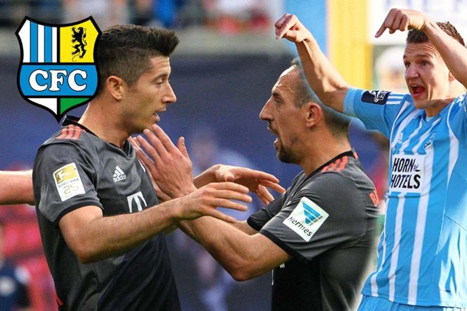 Pokal-Hammer: Bayern München kommt nach Chemnitz