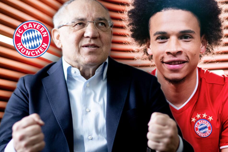Dominanz des FC Bayern? Magath zeichnet düsteres Bild und nimmt Sané in die Pflicht