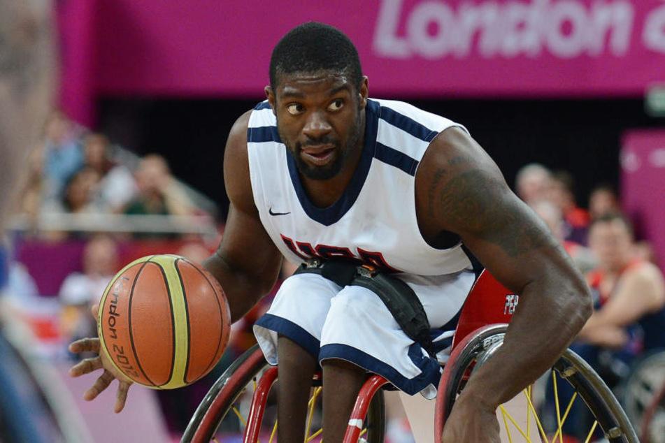 Matt Scott holte 2016 mit dem Team der USA Gold in Rio, trat vorher auch schon bei den Spielen in London an.