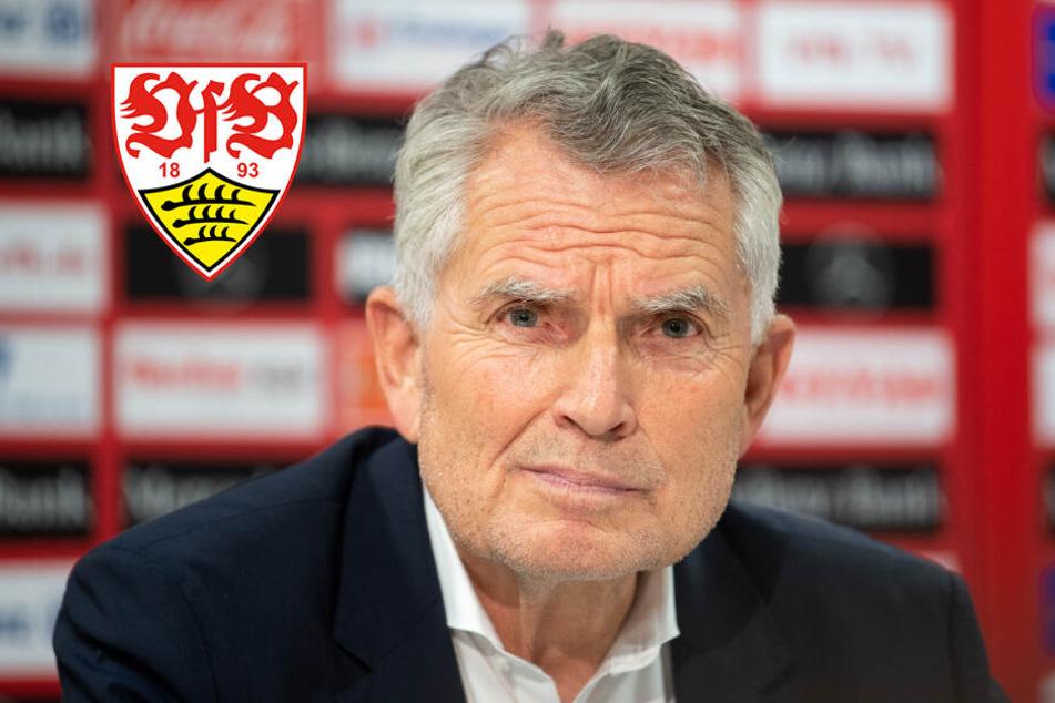 Firmenanteile abgegeben: VfB-Chef sieht keinen Interessenkonflikt