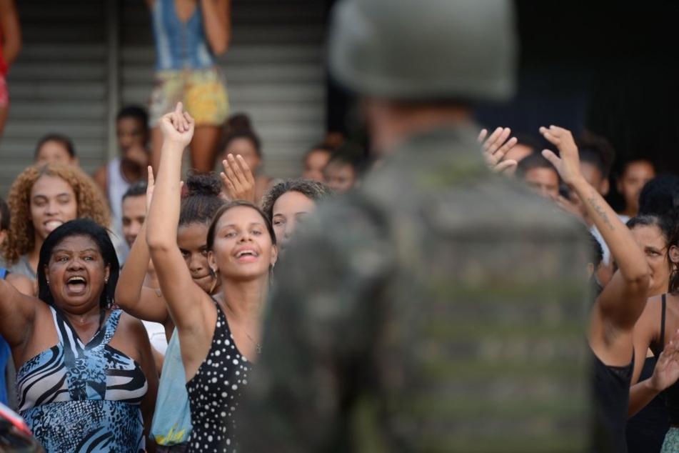 In der brasilianischen Großstadt Vitória hat ein Streik der Polizei zu einer Mordwelle geführt.