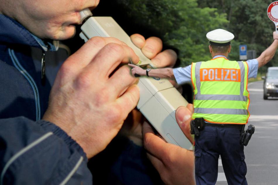 Unbelehrbar: Polizei erwischt Rentner in vier Tagen drei Mal betrunken am Steuer!