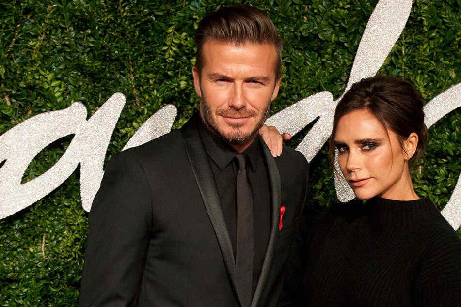 Neue Ehe-Krise bei den Beckhams? Das sagen David und Victoria zu den Gerüchten