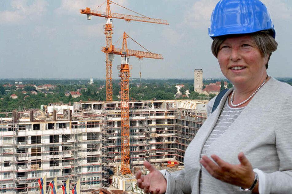 Bis 2030 soll es eigentlich mehr Wohnraum für Berlin geben, ob das allerdings ausreicht, wird sich zeigen. (Bildmontage)