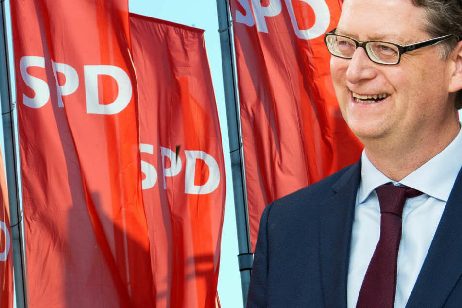 Landtagswahl in Hessen: SPD schließt große Koalition nicht aus