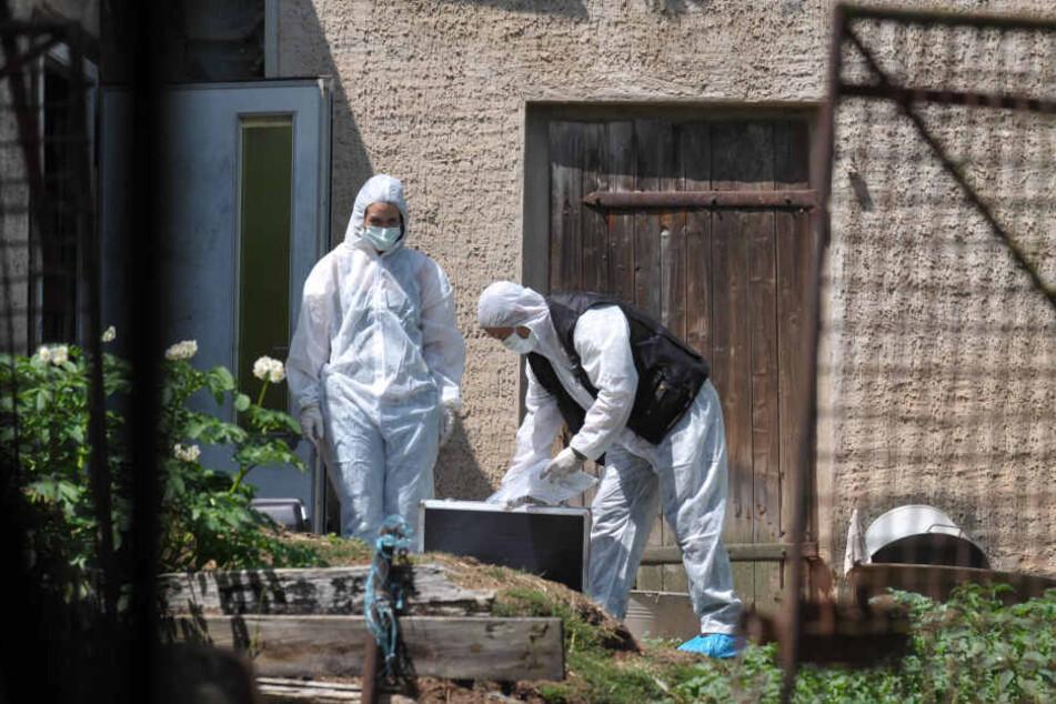 """2008 ermordete der """"Doppelmörder von Mansfeld"""" eine Rentnerin und deren Hausarzt. 2011 wurde eine weitere tote Frau gefunden, auch sie wurde von Gabor Torsten S. getötet."""