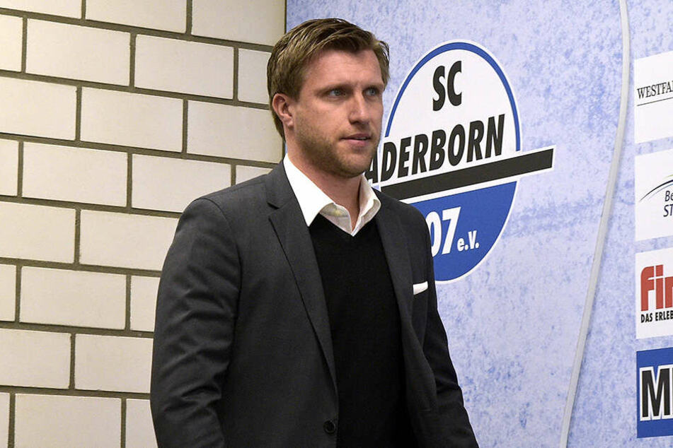 Markus Krösche (36) ist erst seit Freitag im Amt, hat aber schon wichtige Entscheidungen zu treffen.