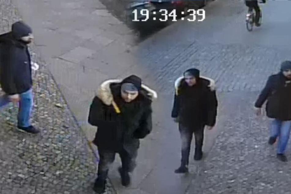 Zwei Männer haben am 5. April einen Späti in der Grüntaler Straße überfallen.