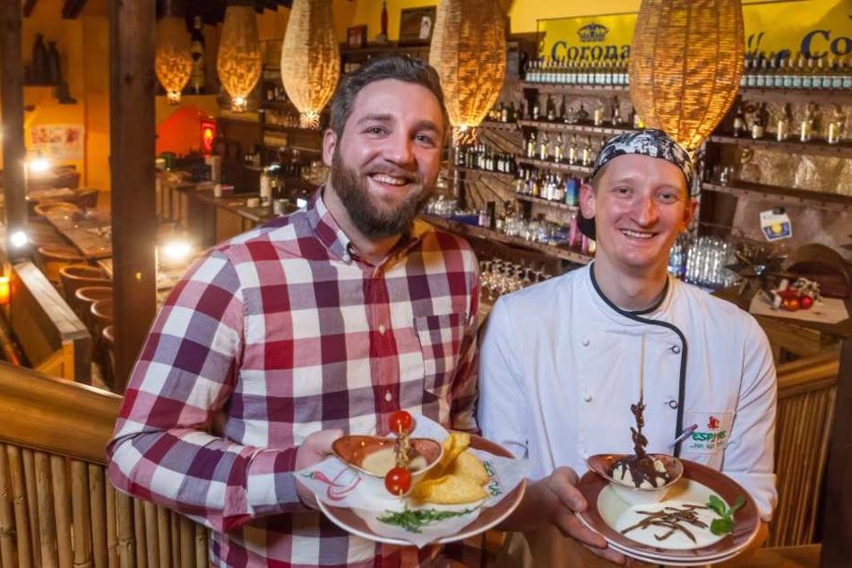 In diesem sächsischen Restaurant könnt Ihr essen wie im Dschungelcamp
