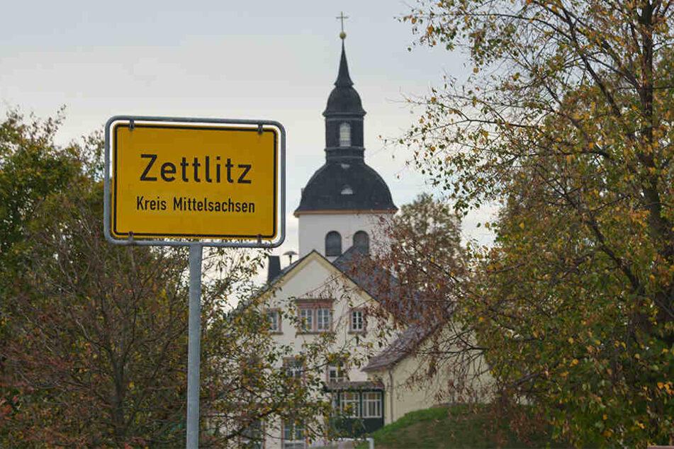 Der tödliche Quad-Unfall passierte in Zettlitz bei Rochlitz.