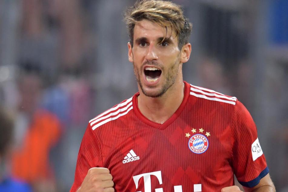 Schluss in München? Javi Martinez könnte zurück nach Spanien wechseln. (Archiv)
