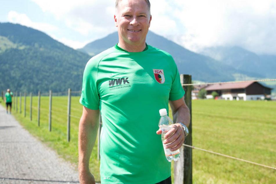 Stefan Reuter sieht im frühen Aus der DFB-Elf als Warnsignal.