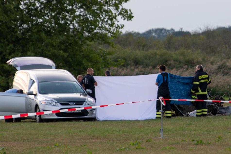 Flugzeug stürzt bei Landeanflug ab: Pilot (31) tot!
