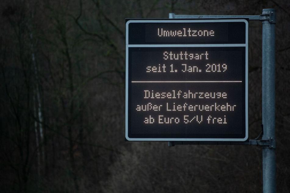 Ältere Diesel müssen seit Jahresbeginn in Stuttgart draußen bleiben: Doch es gibt Ausnahmen!