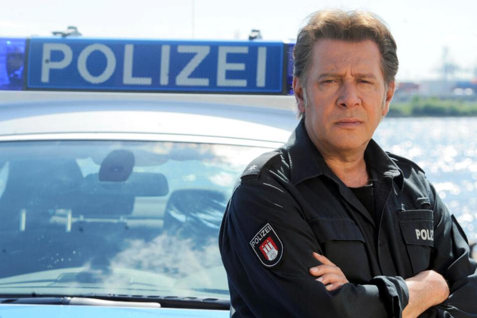 Jan Fedder spielt seit bereits 28 Jahren den Polizisten Dirk Matthies im Großstadtrevier. (Archivbild)
