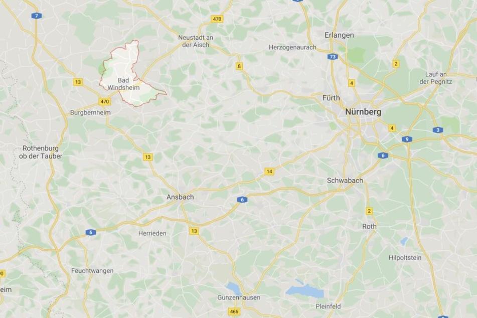 In Bad Windsheim in Bayern war es im Juni 2018 zu einem schrecklichen Angriff gekommen.