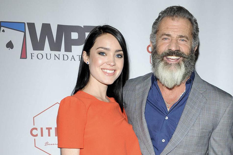 Mel Gibson (61) und Lebensgefährtin Rosalind Ross (26) sind Eltern geworden!