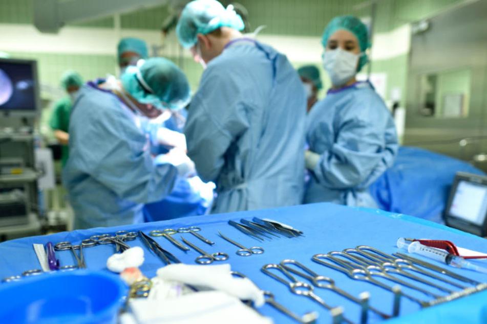 In deutschen Krankenhäusern gibt es viele Defizite (Symbolfoto).